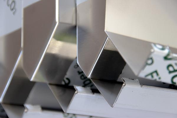 delinox assemblaggio e preparazione dei prodotti finiti